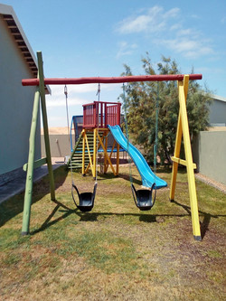 Swing set manufacture and install