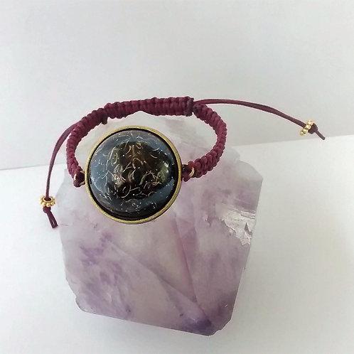 Shungite infused Orgone Bracelet