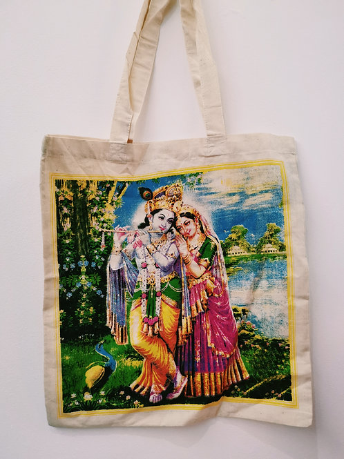 Indian Art - Canvas Bag