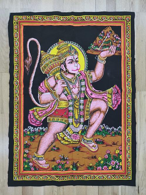 Wall Art - Hanuman