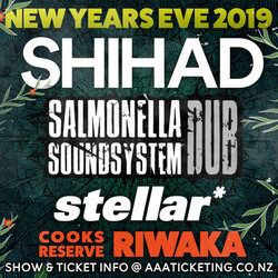 Riwaka NYE 2019