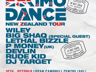 GRIME MUSIC'S BIGGEST EVER TOUR COMES TO NEW ZEALAND