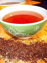 Teeschale mit Rotbuschtee