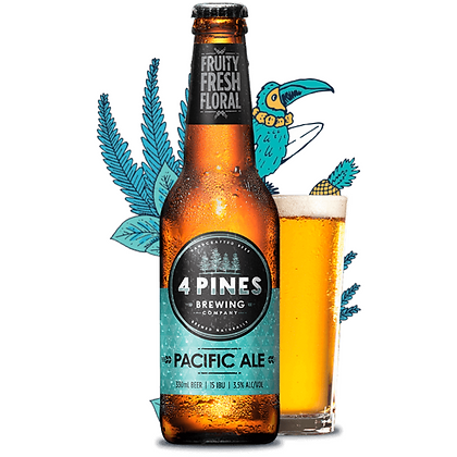 Six Pack Pacific Ale Four Pines