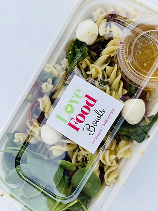 Caprese Pasta Salad - Available Weekends Only