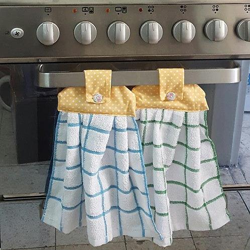 מגבת מעוצבת