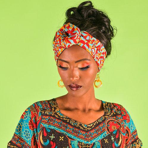 דגם גאנה עלים