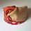 Thumbnail: קשת ג'יזל קטיפה אדומה