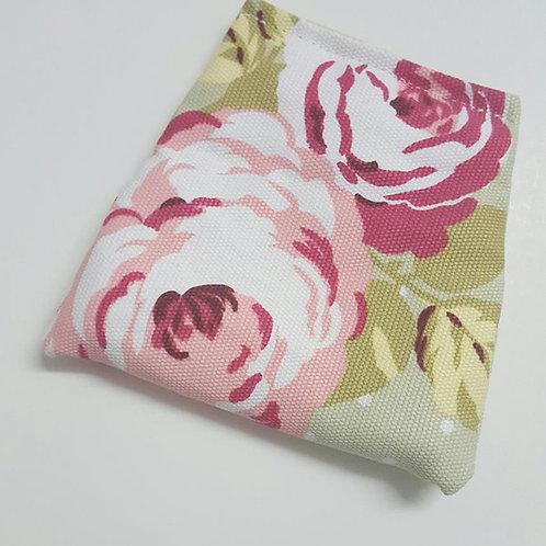 זוג שקיות חימום- הדפס פרחים