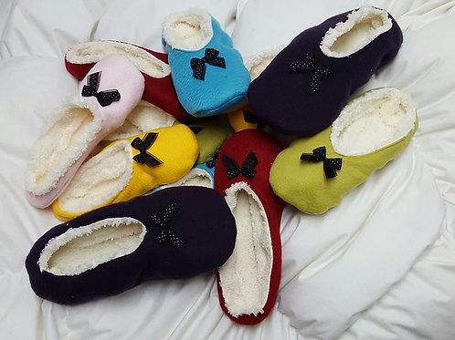 נעלי בית מפנקות