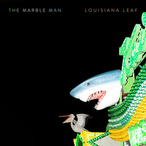 Marble Man Louisiana Leaf