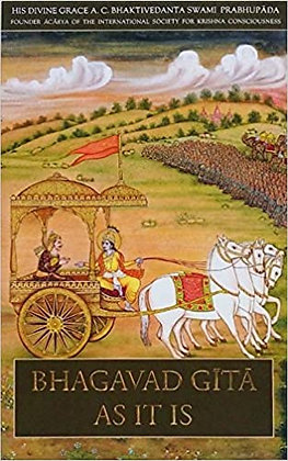 Bhagavad Gita (Deluxe English)