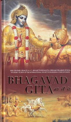 Bhagavad Gita (Hindi, Bengali, Oriya & Marathi)