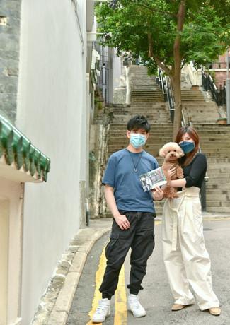 上環樓梯街 Ladder Street, Sheung Wan