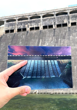 南區大潭篤水壩 Tai Tam Tuk Reservoir Dam, Southern District