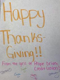 Romeo Thanksgiving Donation.jpg
