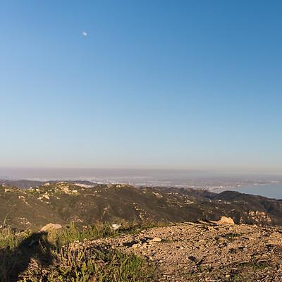 Saddle Peak Trail
