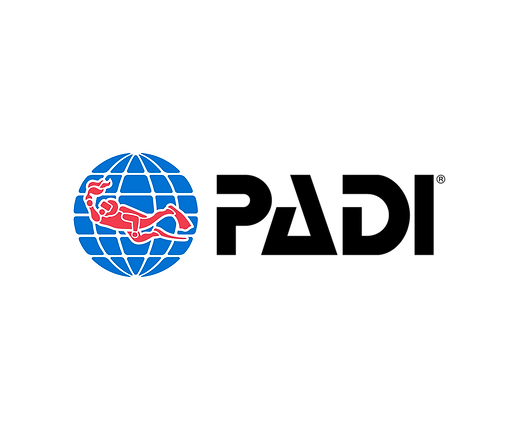 Padi logo, halki dive, Rhodes dive