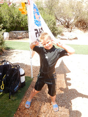 Dive for Kids from 8 years old