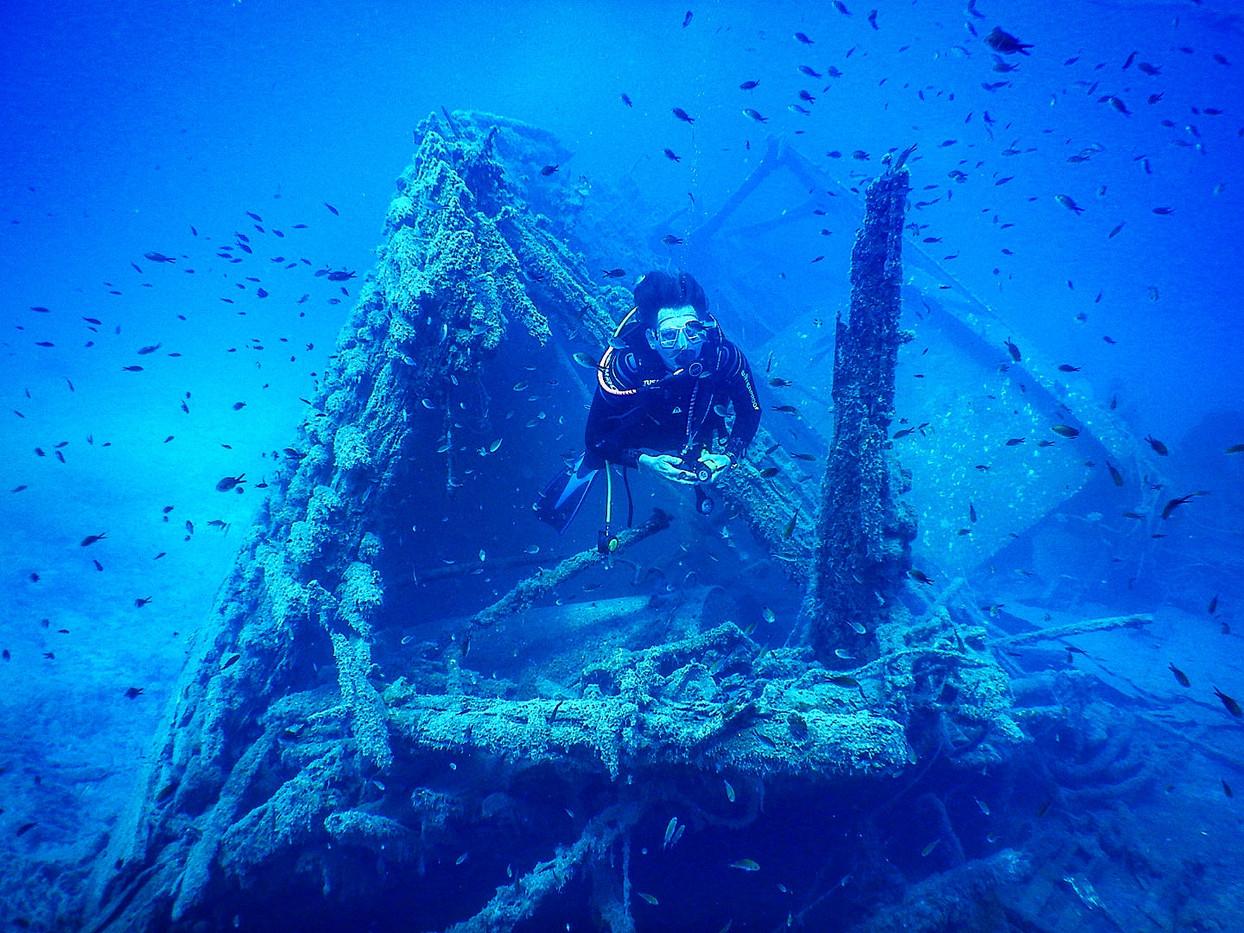 Halki Shipwreck