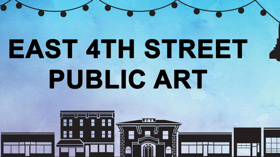 Reno - East 4th Street Public Art