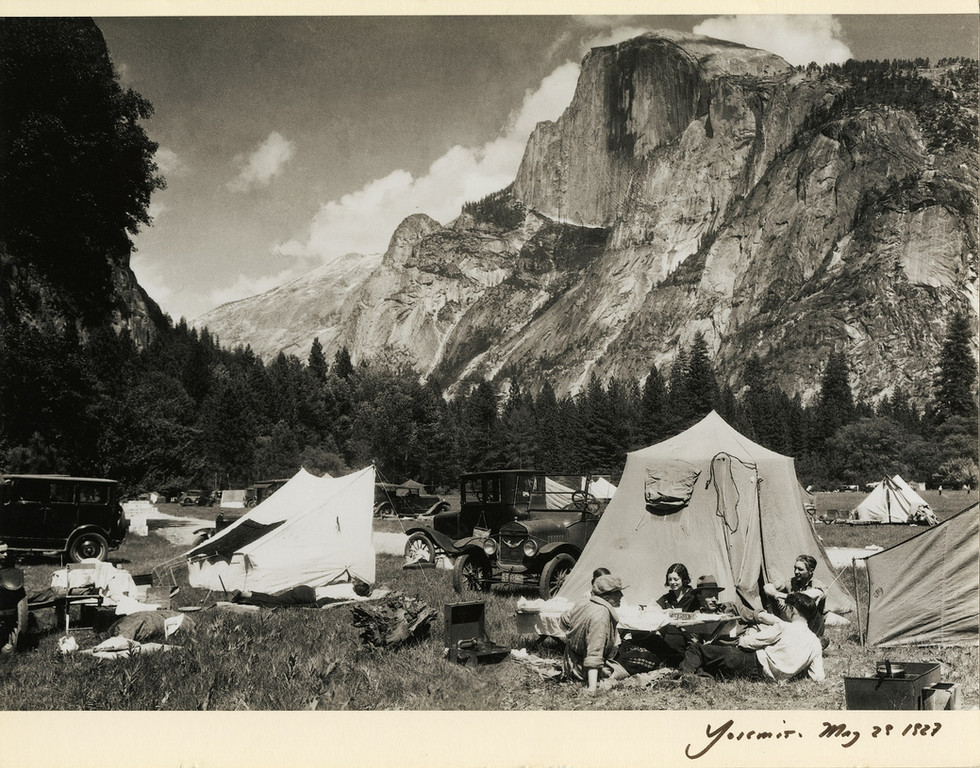 History of Camping in Nevada and the Sierra Nevada         March 7th, 2:00 pm, Sparks Museum & C