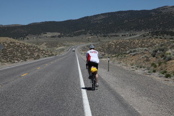 U.S. 50 in Nevada Designated as Official U.S. Bicycle Route
