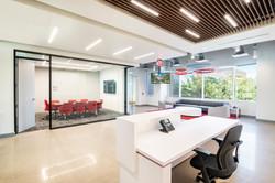 CACI Austin Reception Area