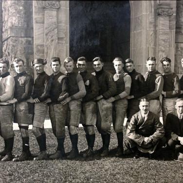 Football Team, 1918