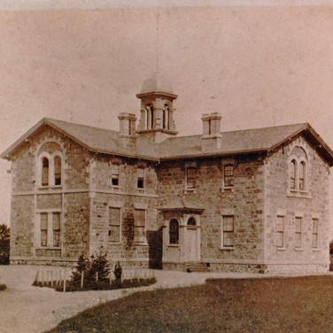 Galt Collegiate Institute, 1872