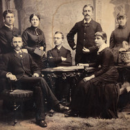 Literary and Musical Society General Committee, Spring Term 1883