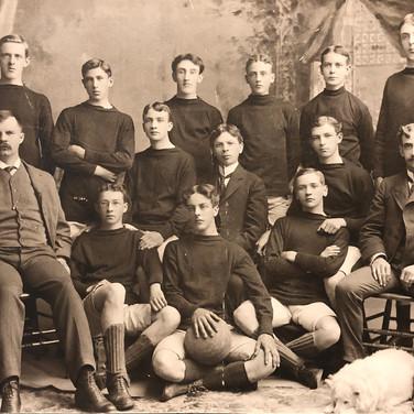 Football Intercollegiate Team, 1901