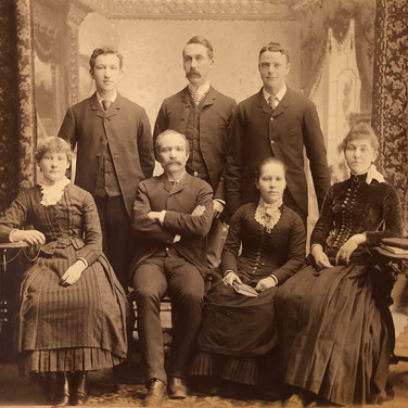 Literary and Musical Society General Committee, Winter Term, 1887