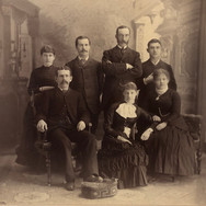 Literary and Musical Society General Committee, Autumn Term, 1882