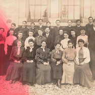 Junior Third Form Class, 1905-1906