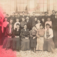 Junior Third Form Class, 1905-1906