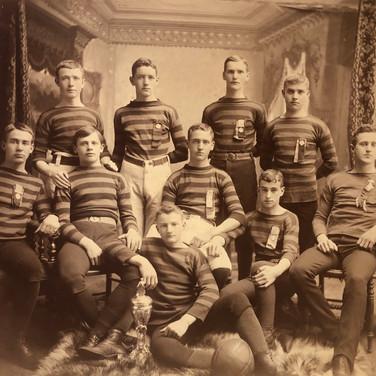 Junior Champions, Western Football Association, 1887