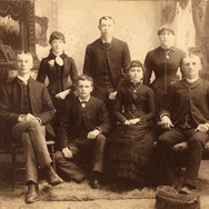 Literary and Musical Society General Committee, Spring Term, 1885