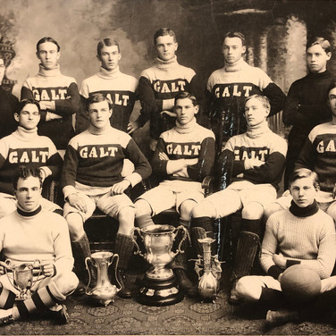 Hough Cup Champions, 1907