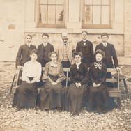 Fourth Form Class, 1905-1906