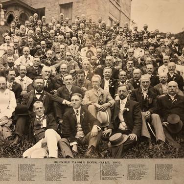 Tassie Old Boys' Reunion, 1902