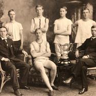 Athletic Society Executive, c. 1907