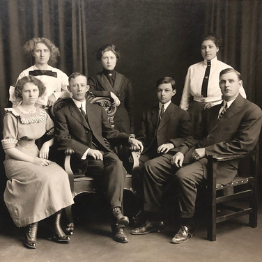 Literary and Musical Society General Committee, 1911-1912