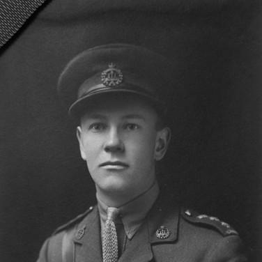 George Fraser Kerr, MM MC VC