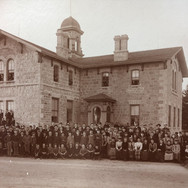 Galt Collegiate Institute, 1892
