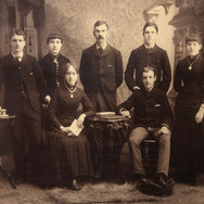Literary and Musical Society General Committee, Autumn Term, 1883