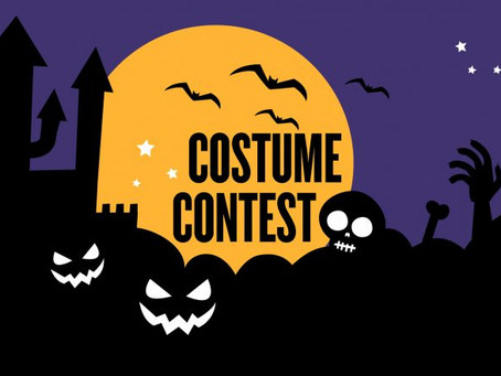 Costume Contest with a Cash Prize!!!