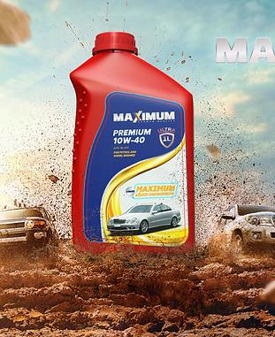 Maximum lubricant 1 liter