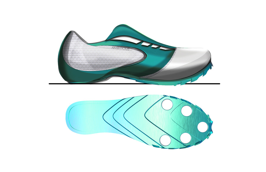 Nike RA Sprint Shoe