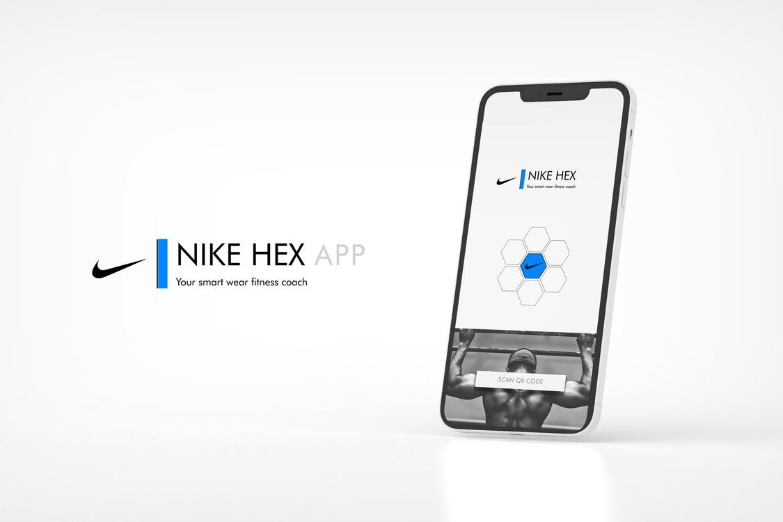 Nike Hex App